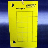 SCENTRY MULTIGARD TRAPS, FLUORESCENT YELLOW (GREEN), 100/CS