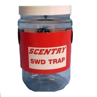 SCENTRY SPOTTED WING DROSOPHILA TRAPS, 12/CS