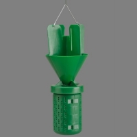 TRÉCÉ JAPANESE BEETLE (JB) TBC KIT, GREEN, 2 STATION