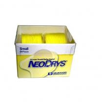 Neo Drys Saliva Absorption Pads Yellow Small (50pk)