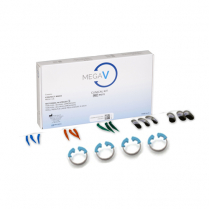 Mega V Ring Clinical Kit (4 Rings + 200 Matrices)