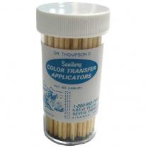 Dr. Thompson's Colour Transfer Applicators (Approx 100pk)
