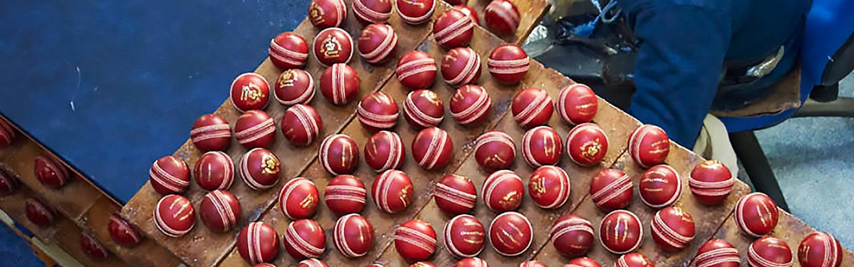 Readers Cricket Ball Range
