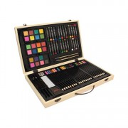Color Creativity Set in Wooden Box