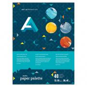 Art Alternatives White Paper Palette 12 x 16