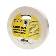 """Art Alternatives White Artist Tape 1/4"""" x 60 yards"""
