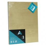 Art Alternatives Wood Panel Super Value 3 Pack 11x14