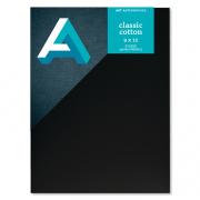Art Alternatives Black Studio Canvas 9 x 12 Case of 5