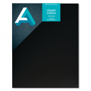 Art Alternatives Black Studio Canvas 11 x 14 Case of 5