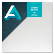 Classic Cotton Gallery Canvas 5 x 5 Case of 10