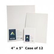 Art Alternatives Canvas Panel 4 x 5 Case of 12