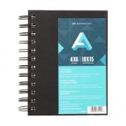 Art AlternativesWirebound Perforated Page Sketchbook 4 x 6