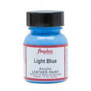 Angelus Leather Paint Light Blue 1oz
