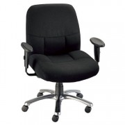 Alvin Olympian Office Height Comfort Chair