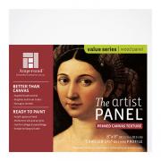 """Ampersand 1.5"""" Cradled Primed Smooth Artist Panel 8 x 8"""
