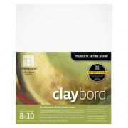 Ampersand Flat Claybord Artist Panel 8 x 10