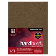 Ampersand Flat Hardboard Artist Panel 9 x 12