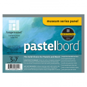 Ampersand Pastelbord Gray 5 x 7 Pack of 3