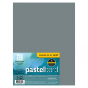 Ampersand Pastelbord Gray 9 x 12