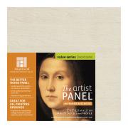 Ampersand Unprimed Basswood Cradled Artist Panel 5 x 5