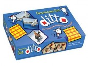 American Art Ditto Game