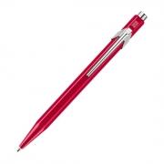 Caran d'Ache 849 Ballpoint Pen Metallic Red