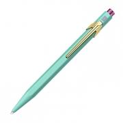 Caran d'Ache 849 Claim Your Style Ballpoint Pen Turquoise