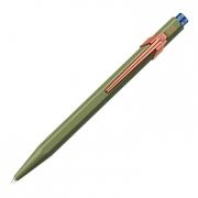 Caran d'Ache 849 Claim Your Style Ballpoint Pen Green