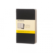 CAHIER BLK GRD 3.5x5.5