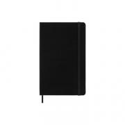 Moleskine 2022 12M Daily Planner Black Hardcover 3.5x5.5