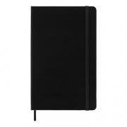 Moleskine 2022 12M Daily Planner Black Hardcover 5x8.25