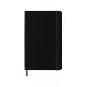 Moleskine 2022 12M Weekly Planner Black Hardcover 5x8.25