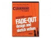 Clear Print 1000H Grid 8X8 17X22