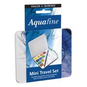 Aquafine Watercolor Mini Travel Tin