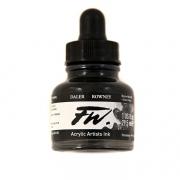 Daler Rowney FW Acrylic Ink Black India 1 oz