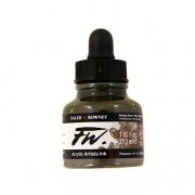 Daler Rowney FW Acrylic Ink Antelope Brown 1 oz