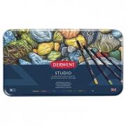 Derwent Studio Colored Pencil Tin of 36