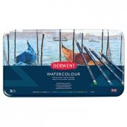 Derwent Watercolor Pencil Set of 36 Tin