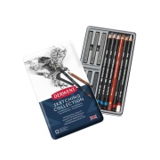 Derwent Sketching Collection 12 Piece Metal Tin