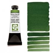 Daniel Smith Extra Fine Watercolor 15ml Chromium Oxide Green