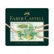 Faber-Castell Pitt Pastel Pencil Set of 24