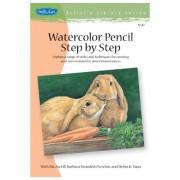 W/C Pencil Step-By-Step