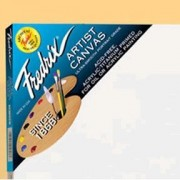 Fredrix Blue Label Ultra Smooth Canvas 11 x 14 Case of 6