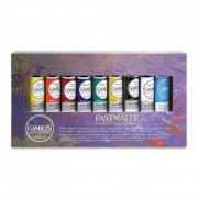 Gamblin Fastmatte Alkyd Oil Intro Set