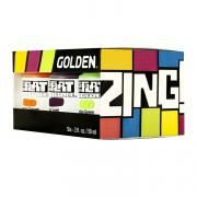 Golden SoFlat Matte Acrylic 2oz Zing Set of 6