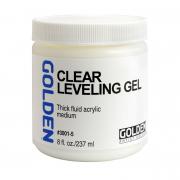 Golden Self Leveling Gel Clear 8 oz