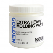 Golden Extra Heavy Molding Paste 8 oz