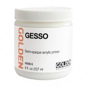 Golden Gesso Ground 8 oz