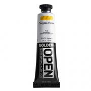 Golden Open Acrylic Color Diarylide Yellow 2 oz