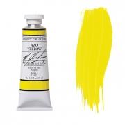 M. Graham Azo Yellow 1.2 5oz Oil Color